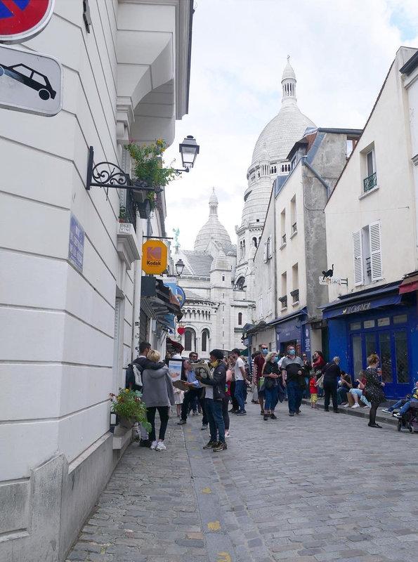 Balade au Sacré-Coeur ©Kid Friendly