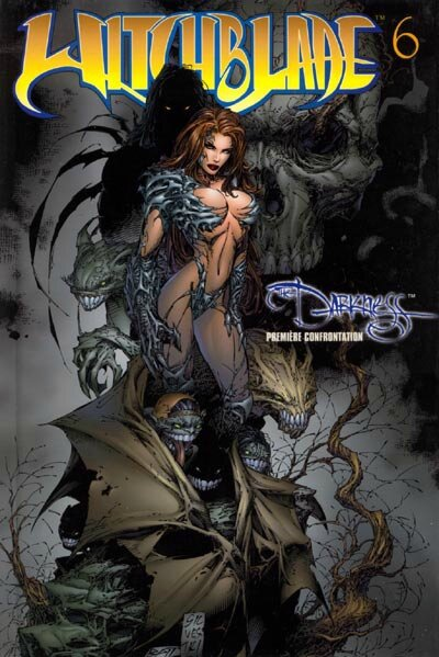editions USA witchblade 06