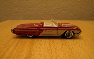 Ford T bird 1963 03 -Hotwheels- (1996)