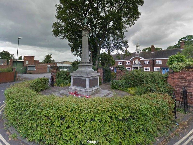 Lenton Memorial