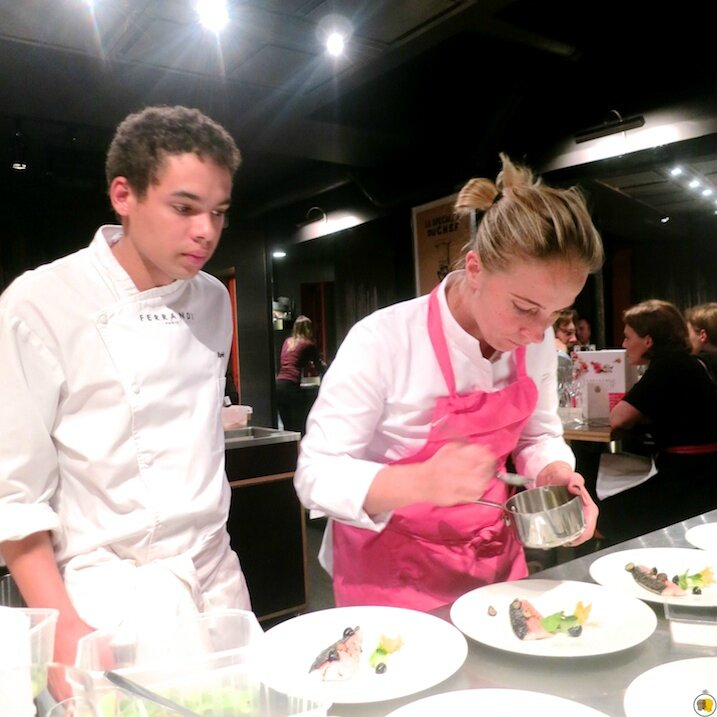 Amandine Chaignot @ Table Ronde (4)