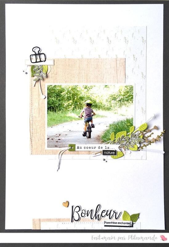Page sketch Eva