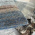 Tricoter une écharpe toute simple