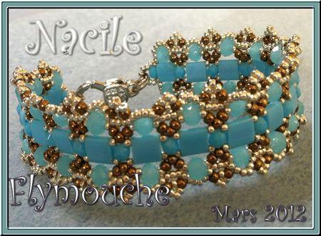 Nacile bleu