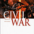 marvel deluxe civil war 01 guerre civile réed