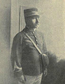 Surveillant vers 1906
