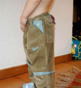 pantalon mais