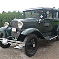 FORD Model A Tudor Sedan 1929 Schwetzingen (1)