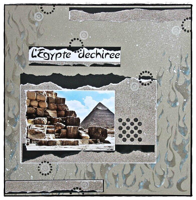 Egypte déchirée