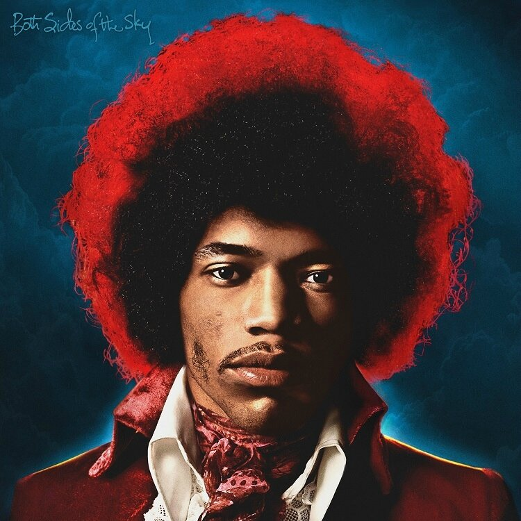 vinyles JIMI HENDRIX Both Sides o the Sky