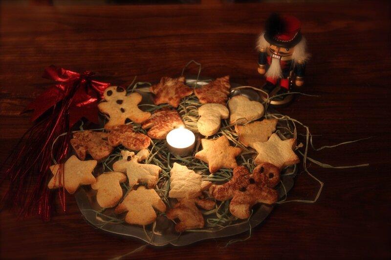 sablés de Noël
