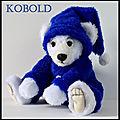 Kobold, le lutin doudou peluche