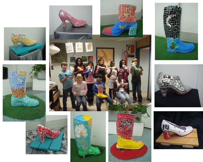 2010 / Chaussures d'automne