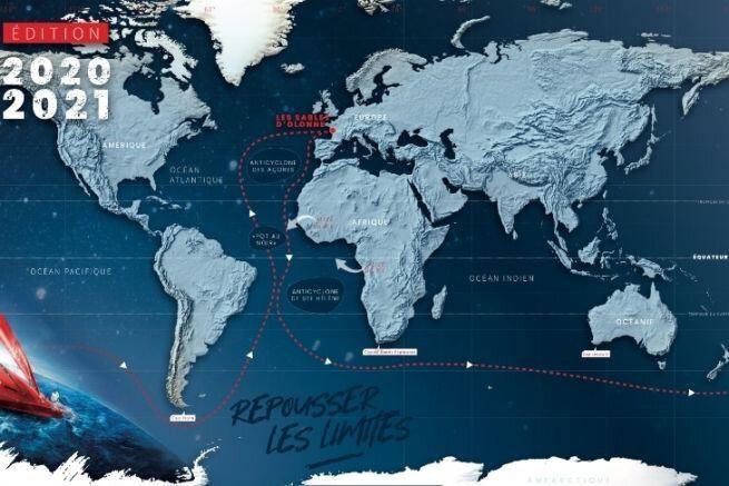 Défi 4 Le Vendôme globe (Un bateau pour découvrir le monde mais avant tout pour le comprendre pour toi et ta famille)