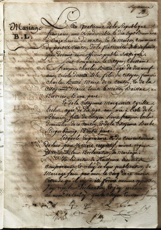 BUTTIÉ Toussaint François Charles & LECLOS Margueritte Cyrille_1795 (1)