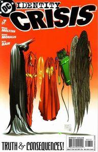 justice league identity crisis 7