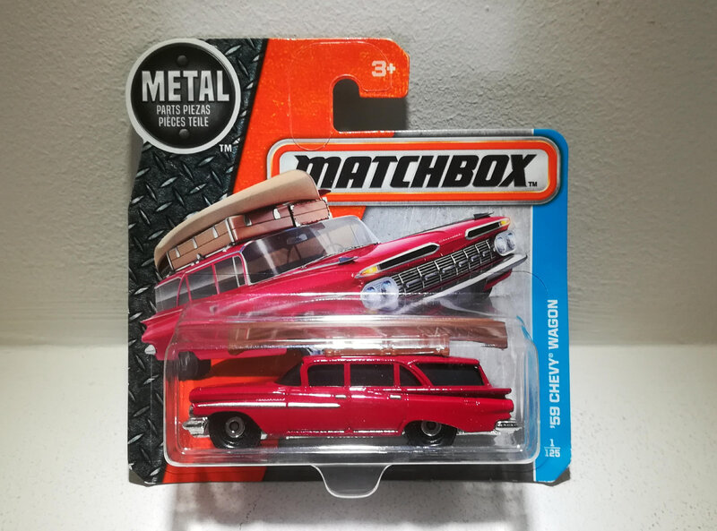 Chevrolet Chevy Wagon de 1959 (Matchbox) (2)