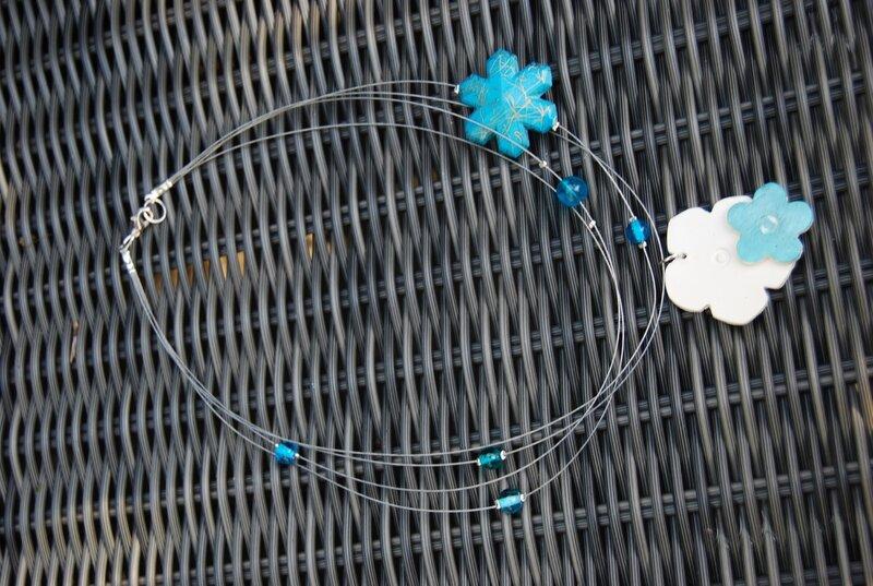 raz de cou multi-câble (dispo)