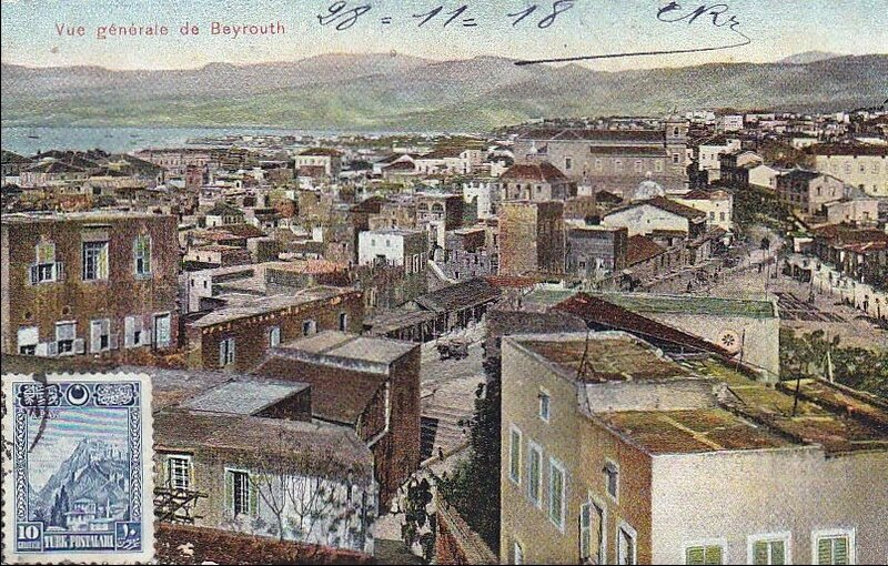 1918-10-10 - Beyrouth