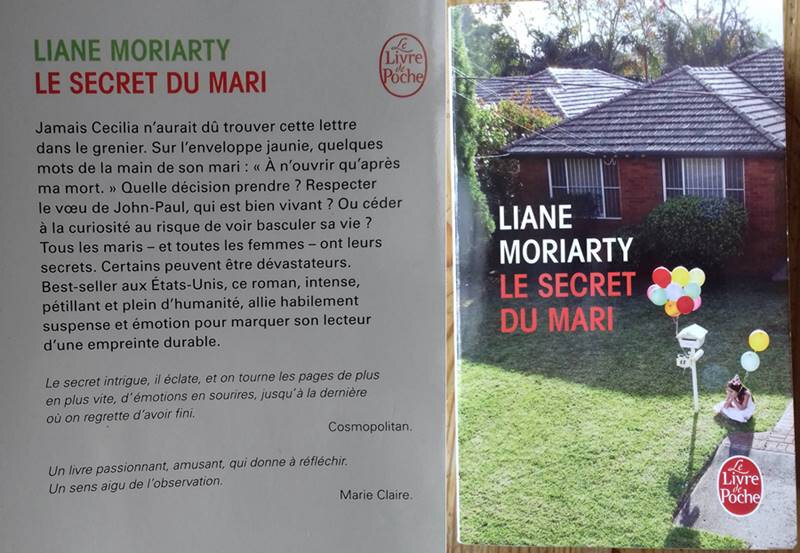 lu 2018 06_liane moriarty_le secret du mari
