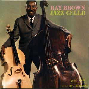 Ray_Brown___1960___Jazz_Cello__Verve_