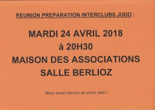 reunion interclubs