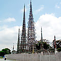Watts towers - los angeles - californie - etats-unis