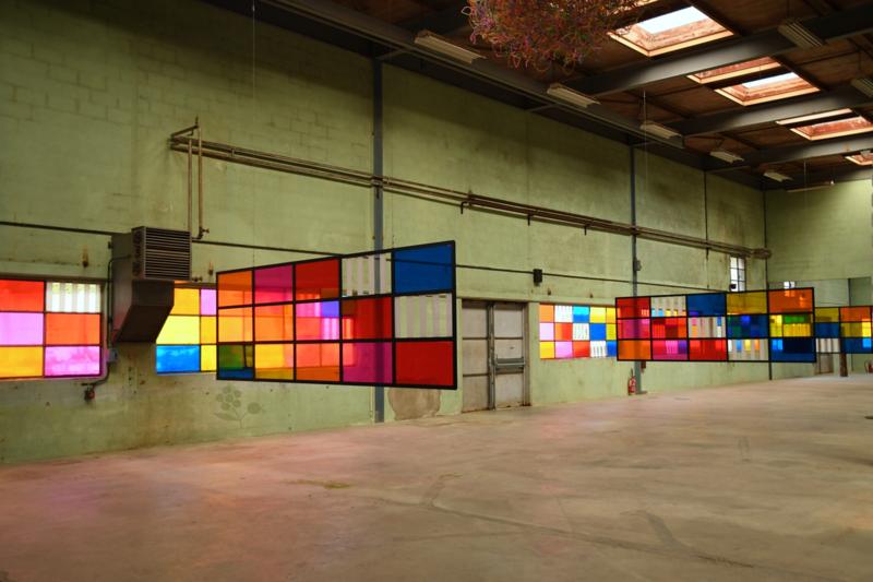 Galleria Continua_13, Daniel BUREN