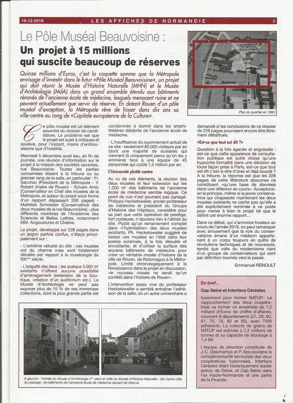 Pôle museal Beauvoisine