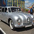 Tatra t87 1950