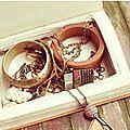 Boîte à bijoux secrete