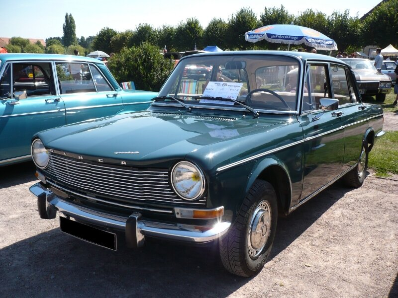 SIMCA 1301S 1970 Saverne (1)