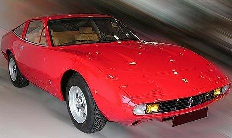 FERRARI - 365 GTC-4 - 1972