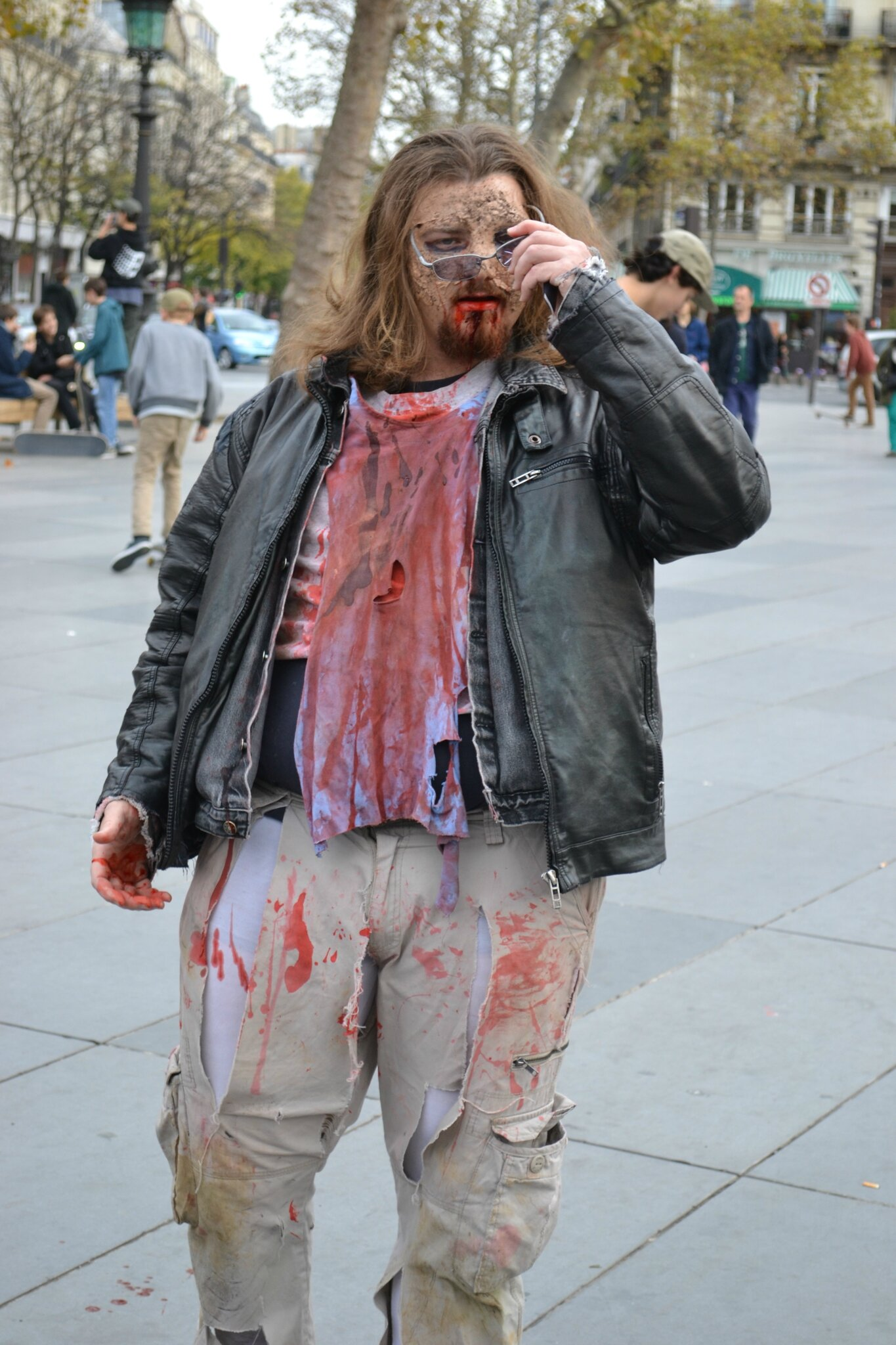 Zombie Walk Paris 2014 by Nico (11)