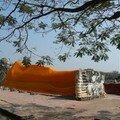 Bouddha fait la sieste... Ayuthaya
