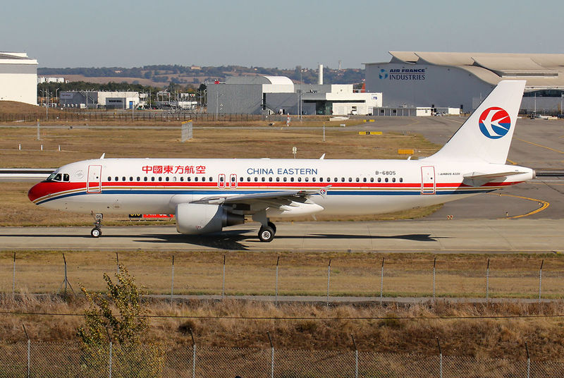 CHINA EASTHERN AIRLINES