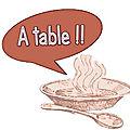 Menu du 26 octobre 2018 - on mange quoi (ce soir) ? idées de repas / menu de la semaine