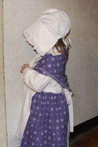 Costume provençal fille 3 ans porté 5