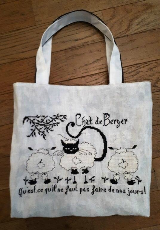 sac chat de berger