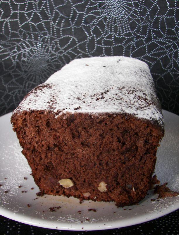 Gâteau choco/noisettes