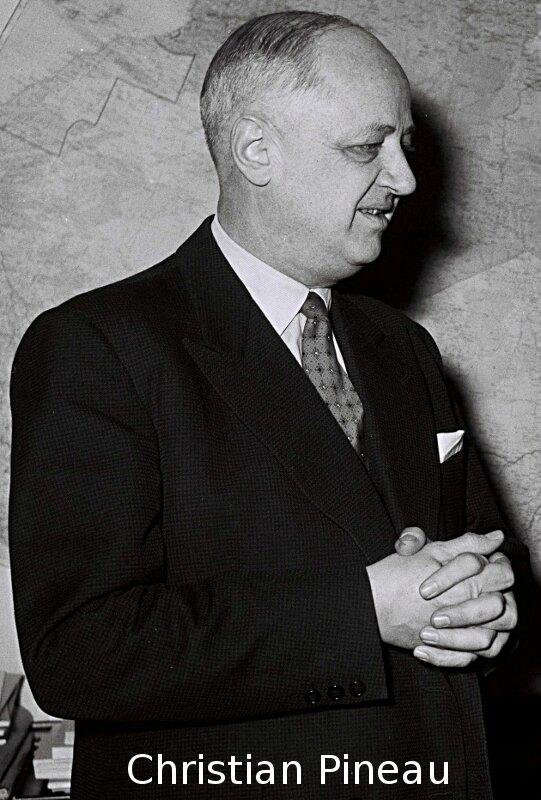 1949-Christian Pineau