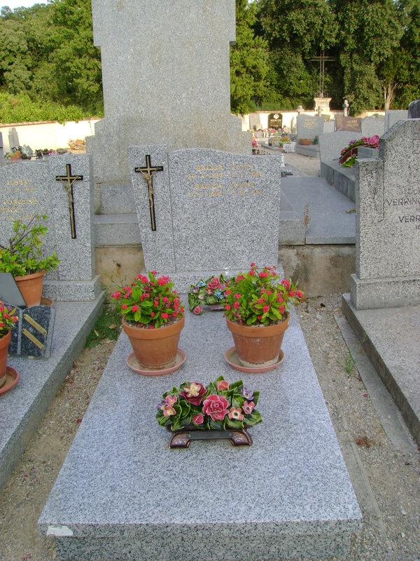 113 - Tombe de la famille Bacca