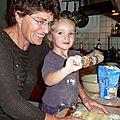 cuisine avec mamie annie nov 2009