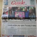 Newspaper Napanee Guide-12 mars 2009