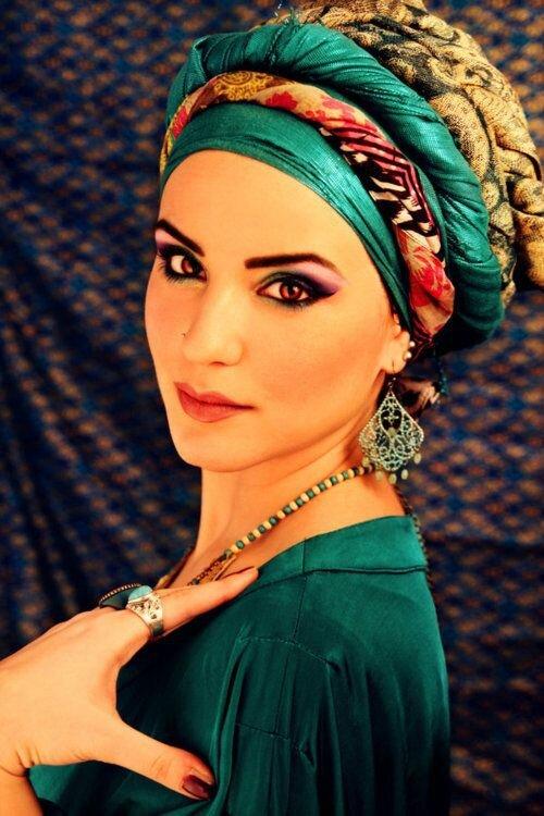africaine hijab