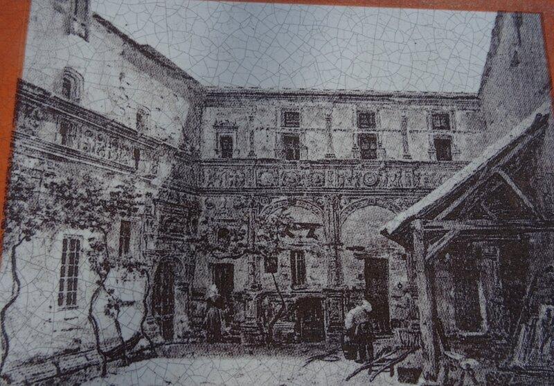 Moret Maison Chabouillé dite façade François 1er