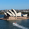 Opera de sydney - australie