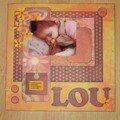 Lou pour le scrapbooking Day 2006
