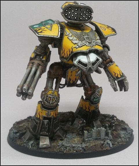 Titan Reaver par LeonSix