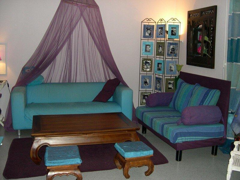 un canap fait maison poisson d 39 avril. Black Bedroom Furniture Sets. Home Design Ideas